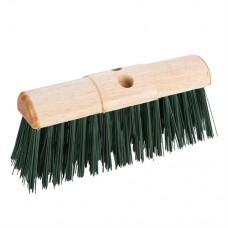 "Broom PVC Saddleback Raised Centre 330mm (13"")"