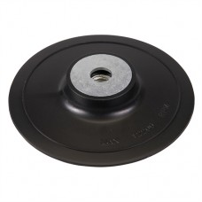 ABS Fibre Disc Backing Pad 115mm
