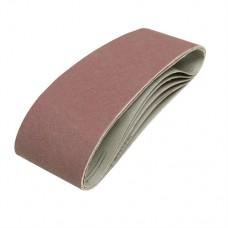 Sanding Belts 75 x 533mm 5pk 120 Grit