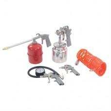Air Tools & Compressor Accessories Kit 5 pieces (5 pieces)