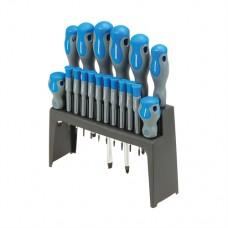 Soft-Grip Screwdriver Set 18 pieces (18 pieces)