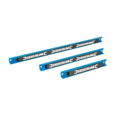 Magnetic Tool Rack Set 3 pieces 200, 300 & 460mm