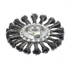 Steel Twist-Knot Wheel 115mm