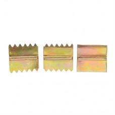 Scutch Set 3 pieces 25mm