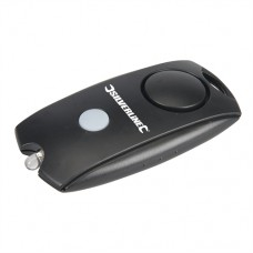 Squeeze Personal Alarm with LED 120dB