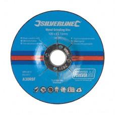 Metal Grinding Discs 10pk 100 x 6 x 16mm