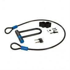 U-Lock & Cable Set 145 x 210mm / 10 x 1200mm
