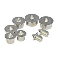 Dowel Centre Point Set 8 pieces 6 - 12mm