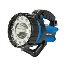 5W Lithium Rechargeable 3 Function Torch 200 Lumen