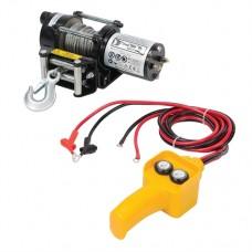 DIY 12V Electric Winch 900kg (2000lb)