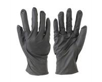 Disposable Nitrile Gloves Powder-Free 100pk Black M 9