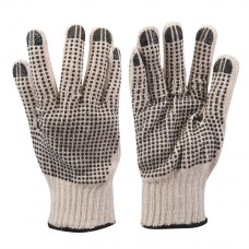 Double-Sided Dot Gloves L 9