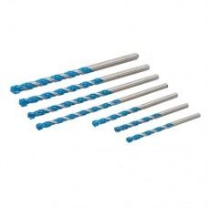 Multi Construction Drill Bit Set 7 pieces (7 pieces)