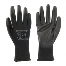 Black Palm Gloves L 9