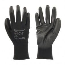 Black Palm Gloves M 8