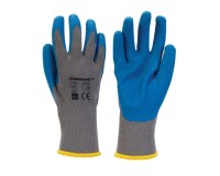 Latex Builders Gloves XL 10