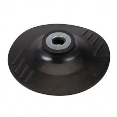 Rubber Backing Pad 115mm