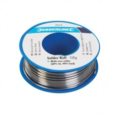 Solder Roll 100g