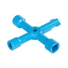 4-Way Utilities Key 70mm