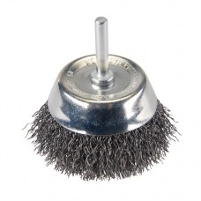 Rotary Steel Wire Cup Brush 75mm
