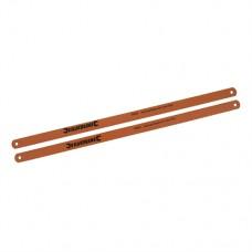 Hacksaw Blades Bi Metal 2pk 24tpi
