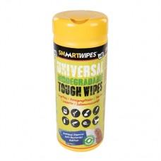 Universal Tough Wipes Biodegradable 40pk (40pk)