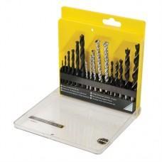 Combi Drill Bit Set 16 pieces 2 - 10mm