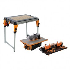 TWX7 Workcentre, Router Table & Contractor Saw Module Kit TWX7CS1RT1