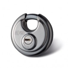 Stainless Steel Disc Padlock 70mm