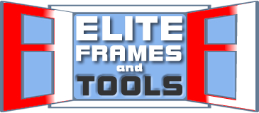 Elite Frames and Tools from DGPS